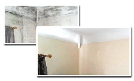before and after ventilation